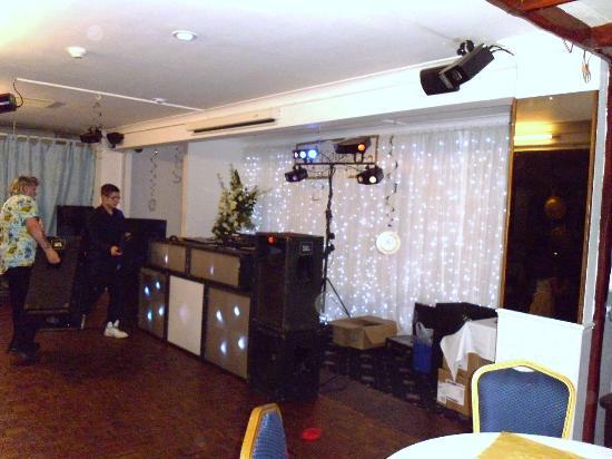 Lowenac Hotel: Disco