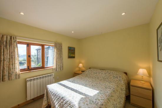Shelve, UK: Cranberry Cottage bedroom