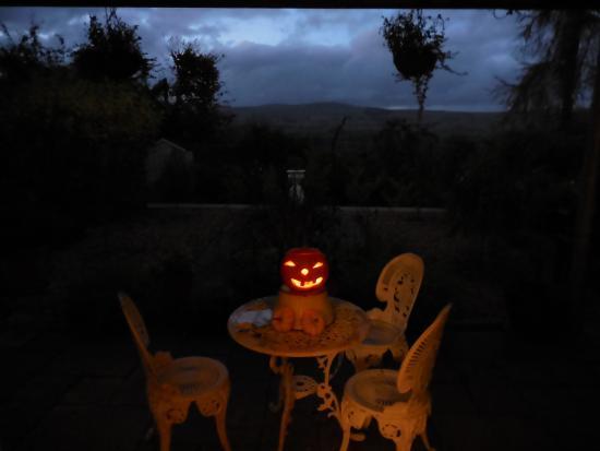 Kilsyth, UK: 31 October 2015