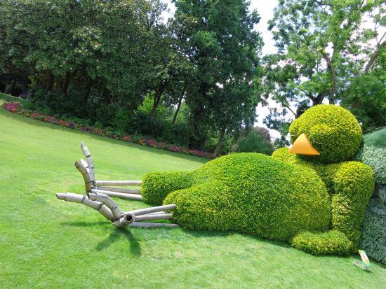 Exposition Claude Ponti - Photo de Jardin des Plantes, Nantes ...