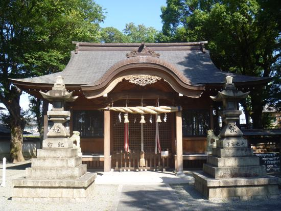 Hayakawa Shrine