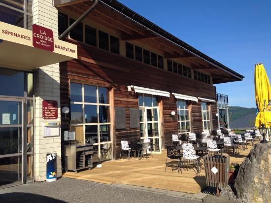 Hotel-Restaurant La Croisee