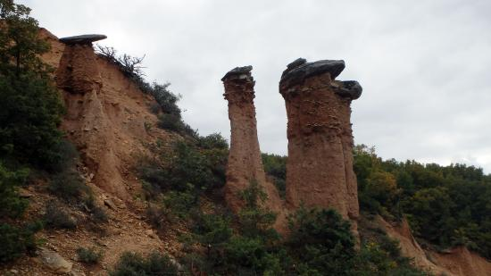 Kozani, Greece: The tallest Boucharia