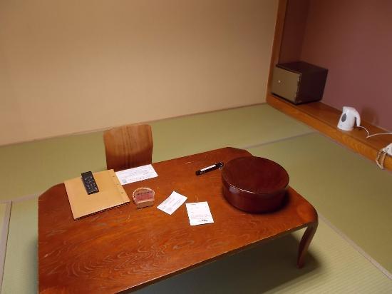 Hotel Nagasaki: あまりにも寂しい客室