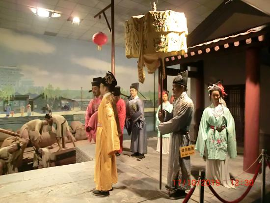 Changping Wax Palace Of Ming Dynasty Emperor