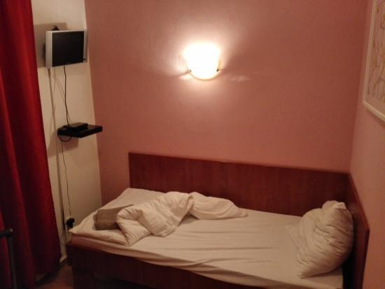 Leon: foto del letto...