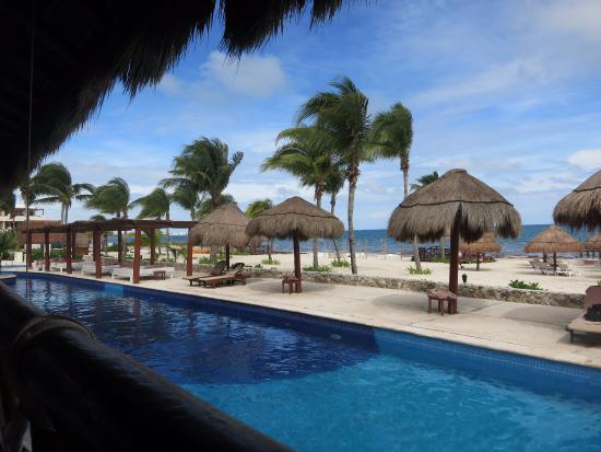 From Lobster House - Picture of Excellence Riviera Cancun, Puerto Morelos - TripAdvisor