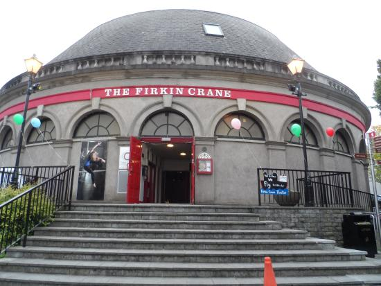 Firkin Crane Centre (aka the Institute for Choreography and Dance)