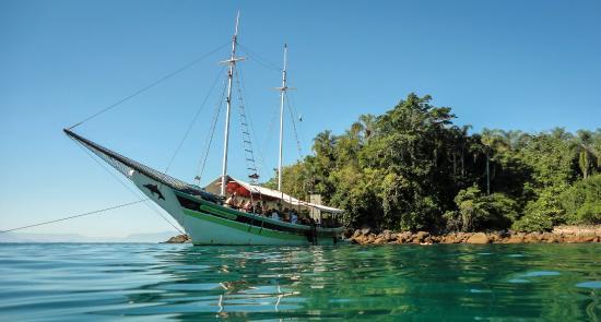 Escuna Turismo Paraty