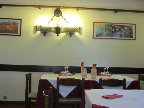 Taverna del Borgo: interno