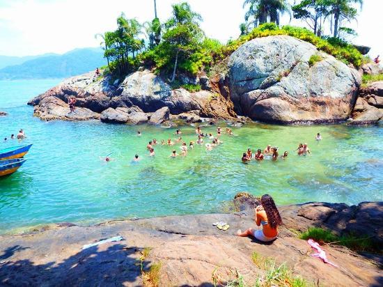 Resultado de imagem para Ilha do Guaraú SP