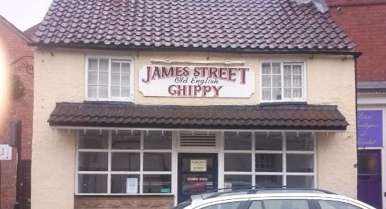 James Street Old English Chippy