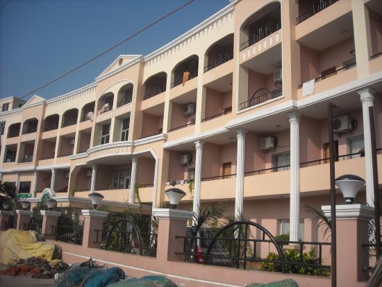 Haritha Hotel, Vizag,AYON TALUKDAR 1