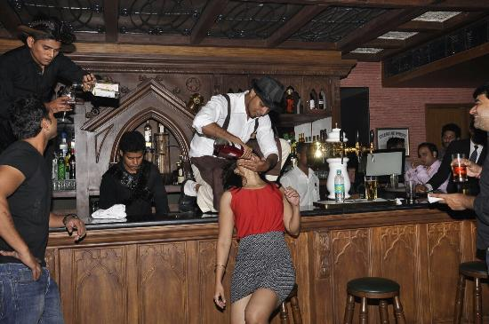Picture of cafe mojo pub and bistro mumbai for Mojo restaurant