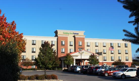Holiday Inn Express Indianapolis - Southeast : Holiday Inn Express Indianapolis Southeast