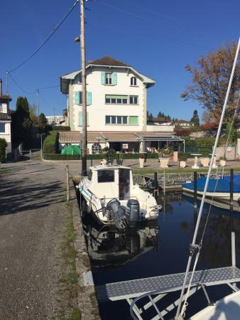 Un petit paradis sympa picture of bistrot du petit port - Restaurant les terrasses du petit port nantes ...
