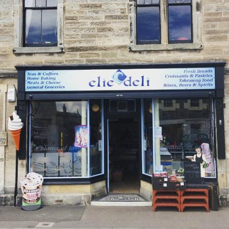 Elie, UK: New Shop Frontage