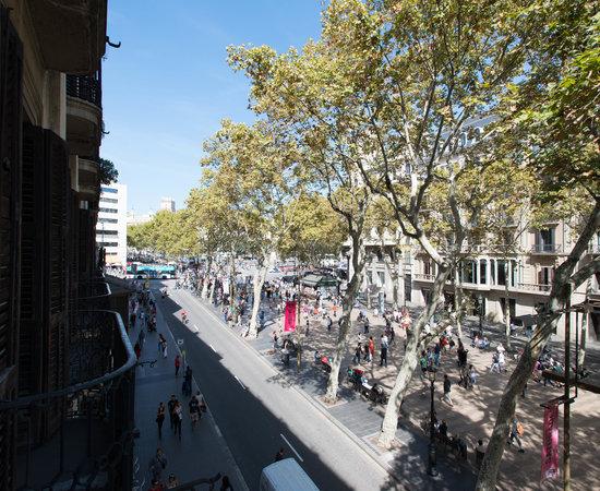 Hotel Economici A Barcellona Sulla Rambla