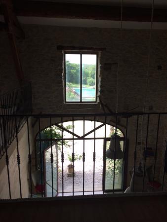 Mauressargues, Francia: sur la mezzanine