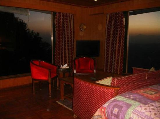 Murree, Pakistan: View from Room