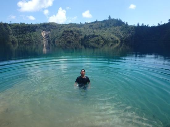 Santa Maria Parador-Museo: Lago Pojoj, a 50 minutos del Parador Santa Maria