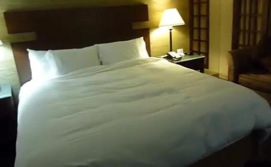 Miyako Hotel Los Angeles: kamar