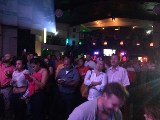 Esteli, Nicaragua: Aardige club. Lastig bij de kassa, ze geven geen wisselgeld op dollars. Sfeer is goed en zoals d