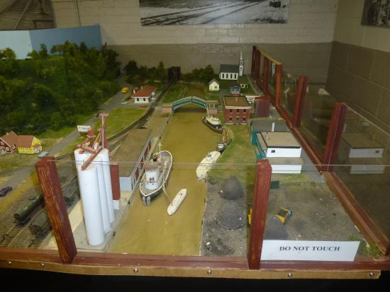 The Elgin County Railway Museum