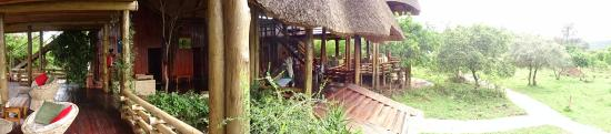 Mburo Safari Lodge: Safari Lodge