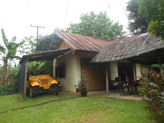 Chez Mango: Sacré jeep !