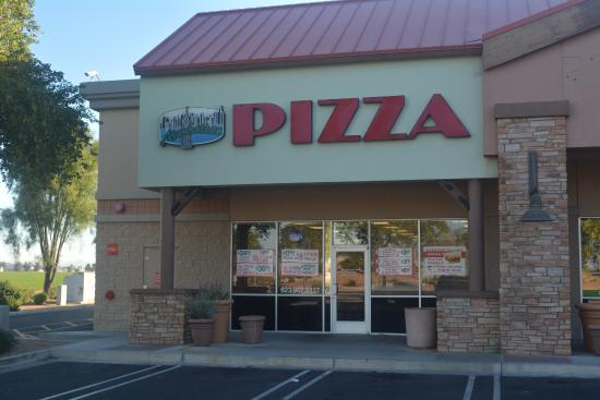 Tolleson, AZ: Manhattan Pizza