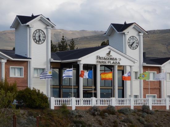 Linda ubicaci n picture of unique luxury patagonia el for Hotel unique luxury calafate tripadvisor