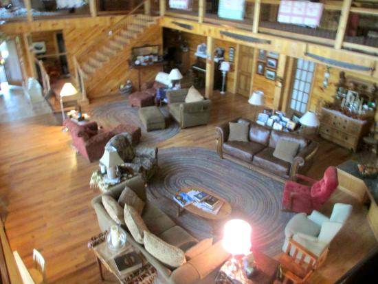 Pomeroy, Ουάσιγκτον: Main living area