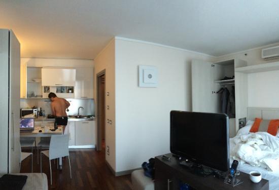 Ramada Plaza Milano: Apartment