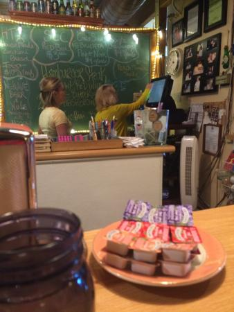 Storm Castle Cafe: Storm Castle breakfast