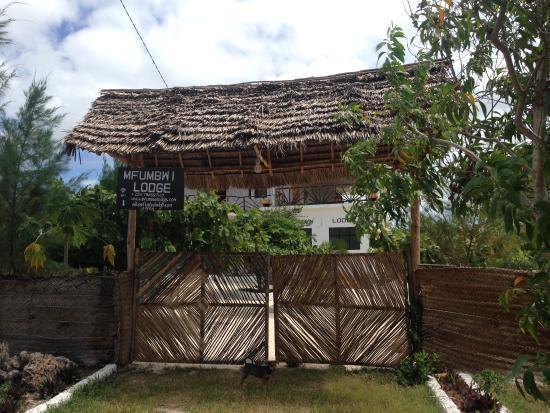 Mfumbwi Lodge