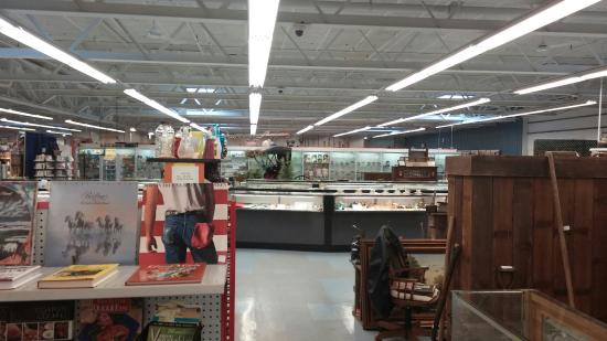 Hancock, MD: Inside areas