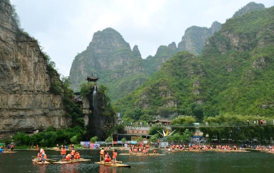 Shidu Nature Park: Beijing Shidu - Crossing / Du 7 [Qi Du] entrance