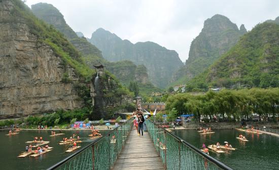 Shidu Nature Park: Beijing Shidu - Crossing / Du 7 [Qi Du]