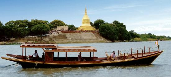 Bagan Boat Trips
