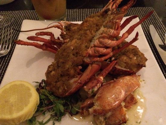 Azure Restaurant: Dinner selection 1