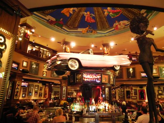 Hard Rock Cafe Parking Orlando