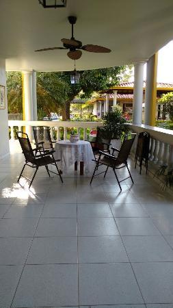Ross Char Hotel: Lugar aconchegante