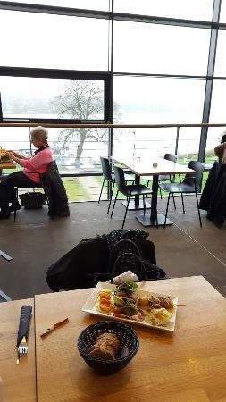 Skanderborg, เดนมาร์ก: Kafe K