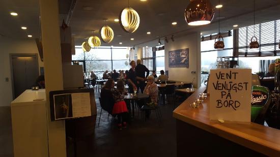 Skanderborg, Dania: Kafe K