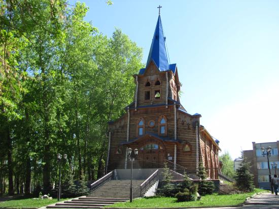 Lutheran Church of Blessed Virgin Mary
