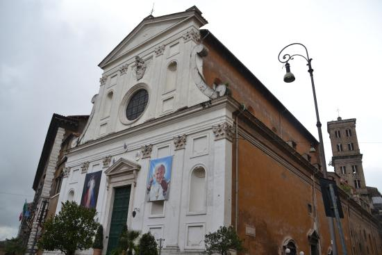 Santo Spirito in Sassia Church
