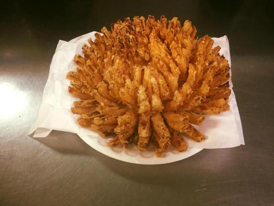 Vale, Carolina del Norte: Our Famous Bloomin' Onion