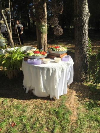Vale, Carolina del Norte: Catering Vegetable Trays