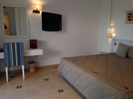 Chambre avec lit king size d\'excellente qualité - Photo de The ...
